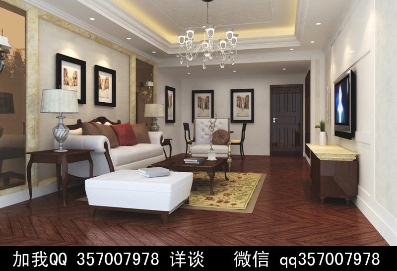 酒店宾馆套房设计案例效果图 -中国国际室内设计网