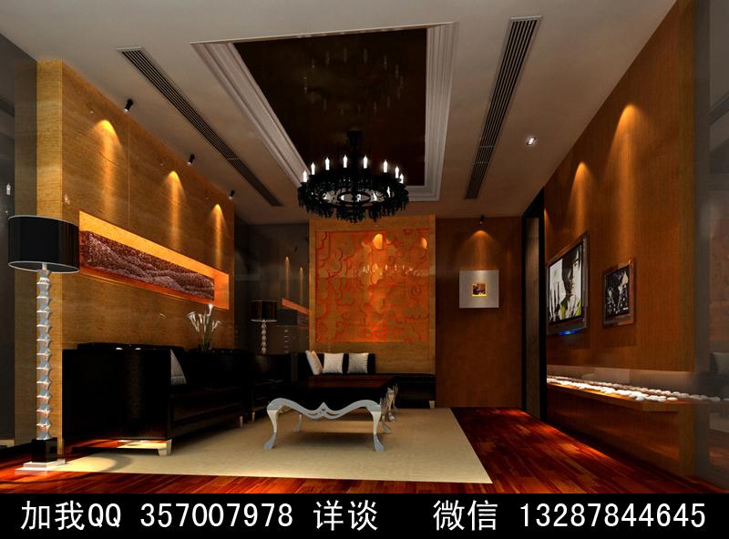 ktv包房 大厅设计案例效果图 -中国国际室内设计网