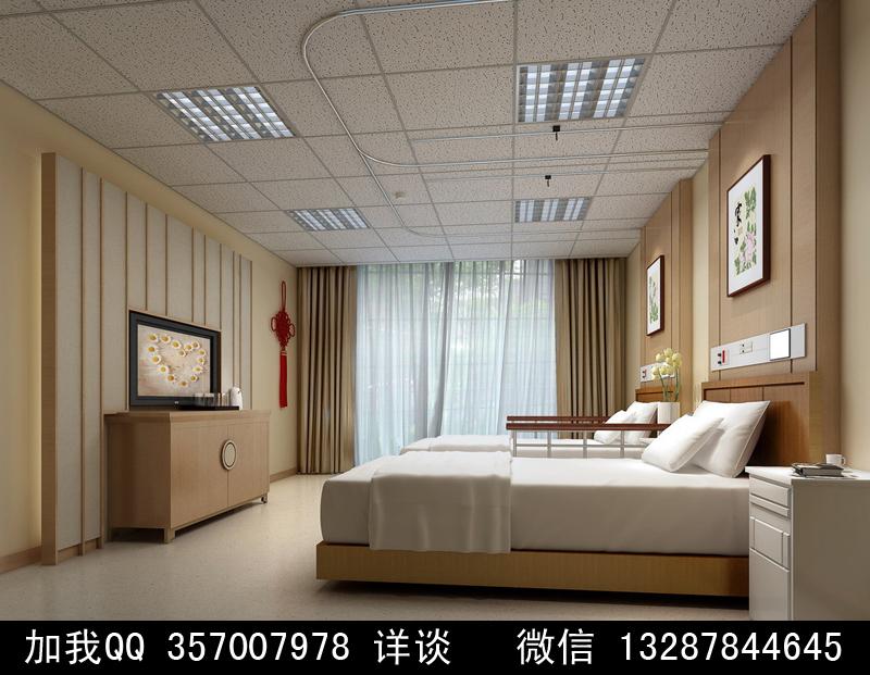 养老院设计案例效果图 -中国国际室内设计网